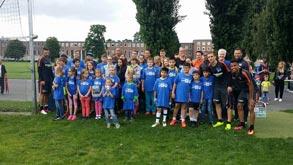 Ferientag für Kinder bei Hertha BSC