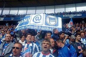 fans@hertha   Über uns